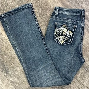 Love Nation Bootcut Jeans | 12